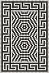 Lehigh Valley Furniture Flooring Vinyl Floorcloth Vintage Mosaic Tile Pet Safe Kid Friendly Rug Outdoor Greek Key