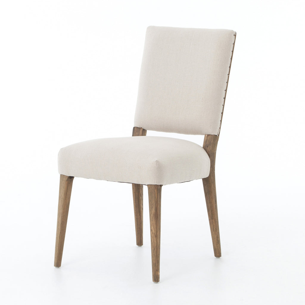Kurt Dining Chair-Dark Linen
