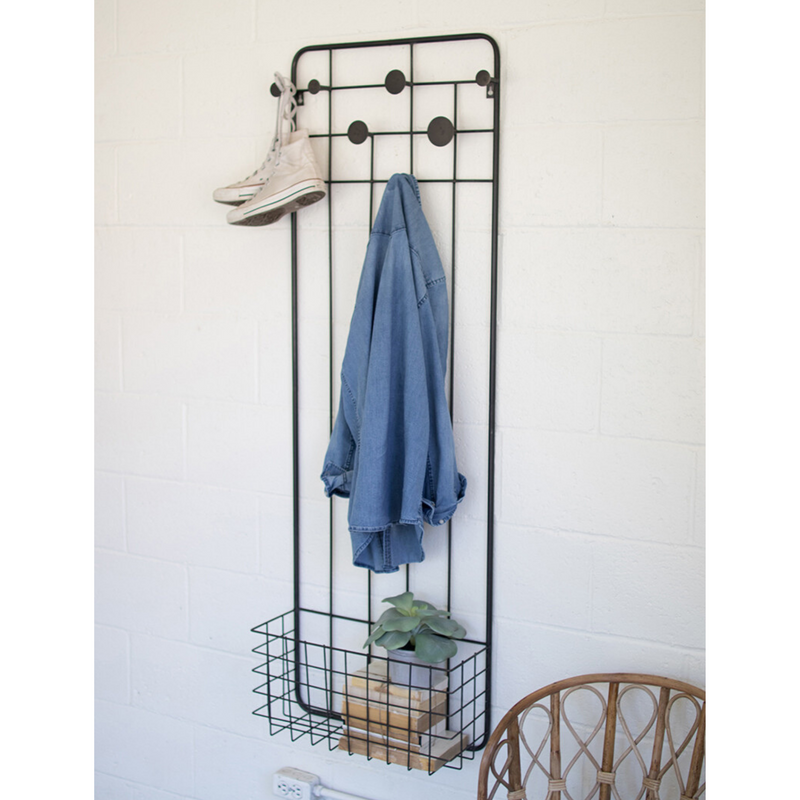 Manteau Hanging Coat Rack