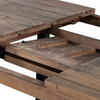 Woodenforge Extension Dining Table-55/70