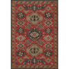 "Traditional Williamsburg ""All Spice"" Vinyl Floorcloth"