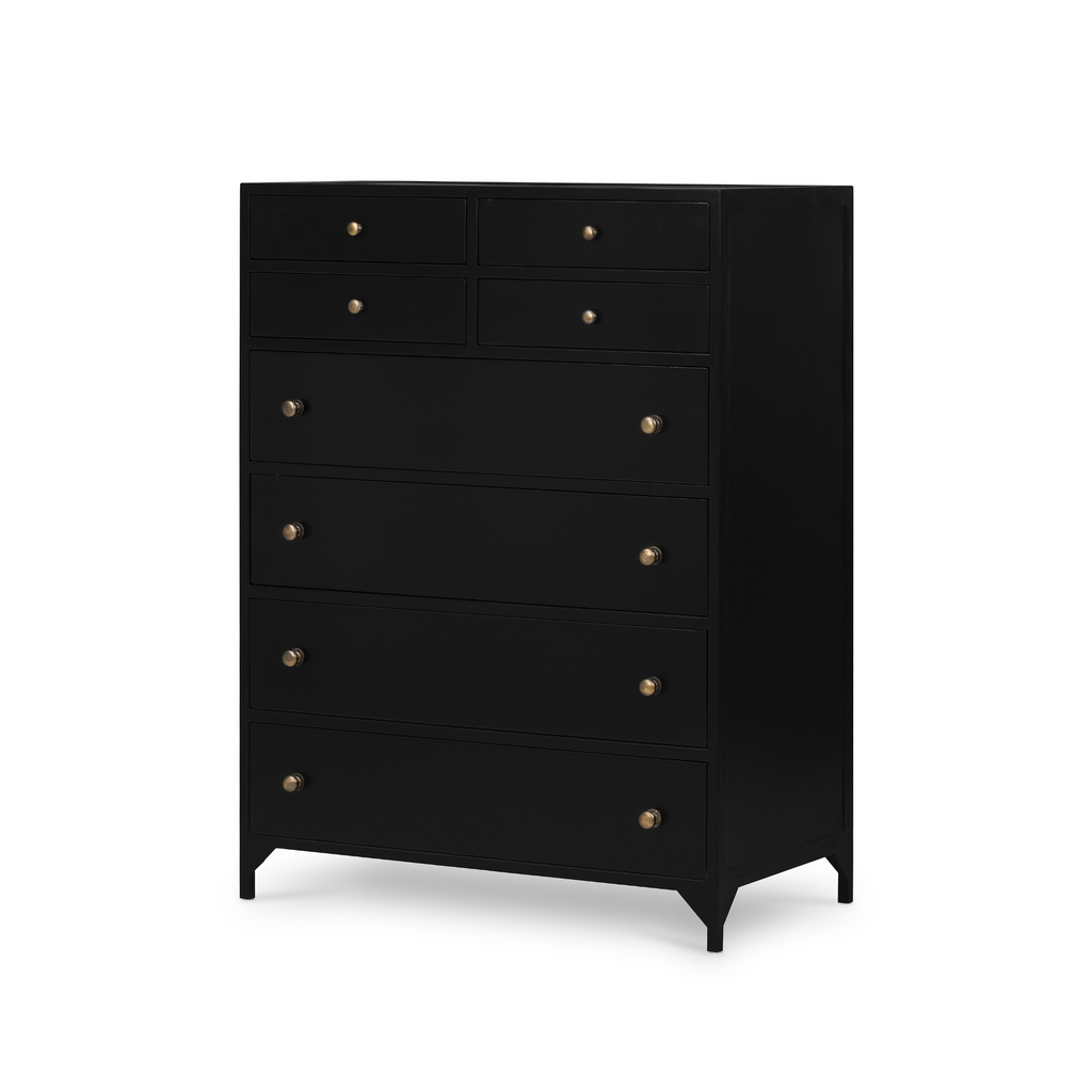 Belmont 8 Drawer Tall Dresser