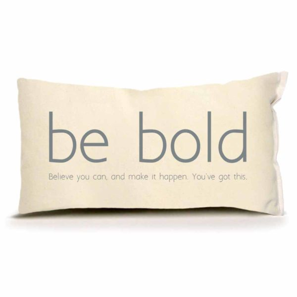 Lingowares by Eric & Christopher Be Bold Pillow