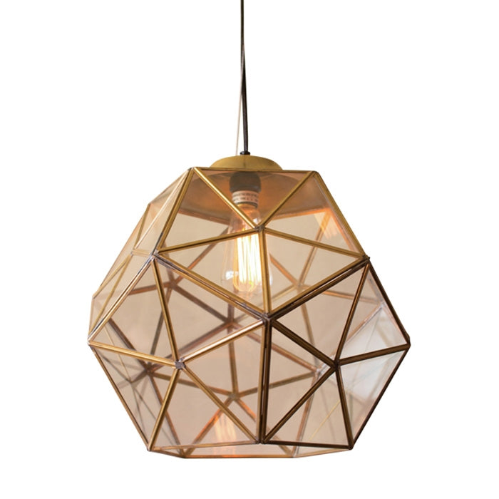 Pentagon Pendant Light
