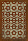 Lehigh Valley Furniture Flooring Vinyl Floorcloth Vintage Linoleum Pet Safe Kid Friendly Rug Outdoor