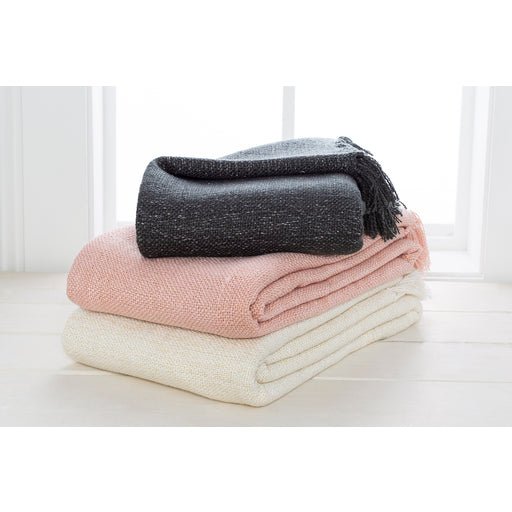 Maison Blush Throw