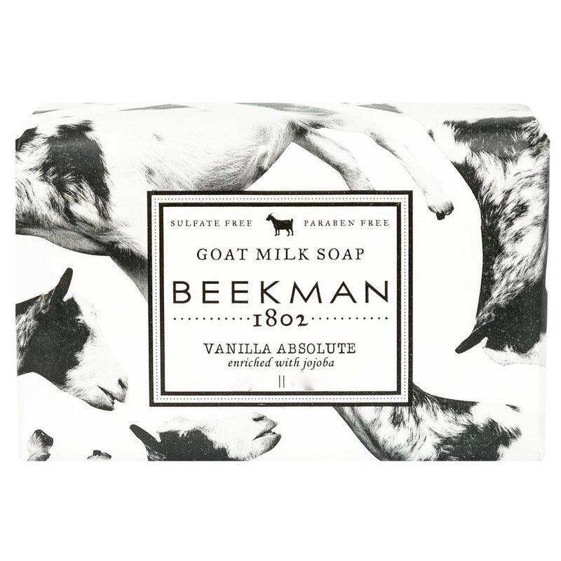 Vanilla Absolute Goat Milk Soap Bar