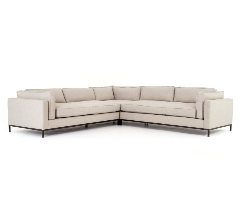 Grammercy 3 Piece Sectional