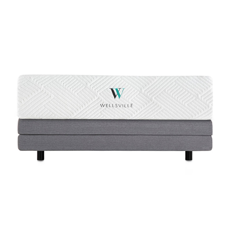 "Wellsville 14"" Gel Foam Mattress"