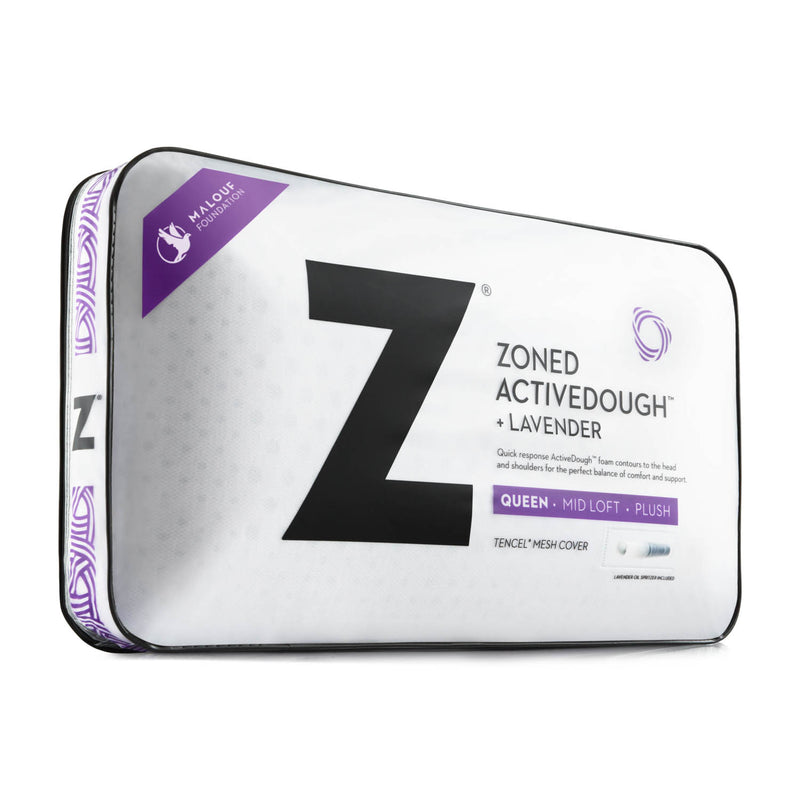 Aromatherapy Zoned ActiveDough® + Lavender Pillow