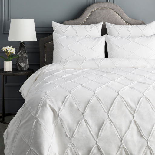 Soho Duvet Set, White