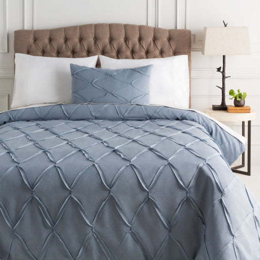 Soho Duvet Set, Blue