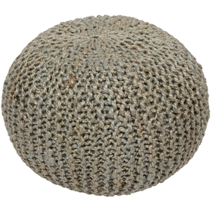 Somerset Knitted Pouf