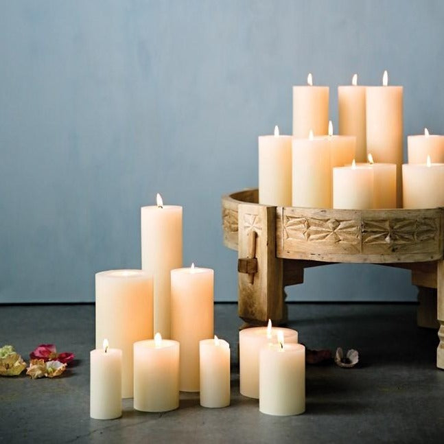 "Flaire 4"" x 4"" Pillar Candle"