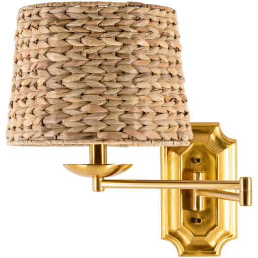 Bridgehampton Swing Arm Wall Sconce