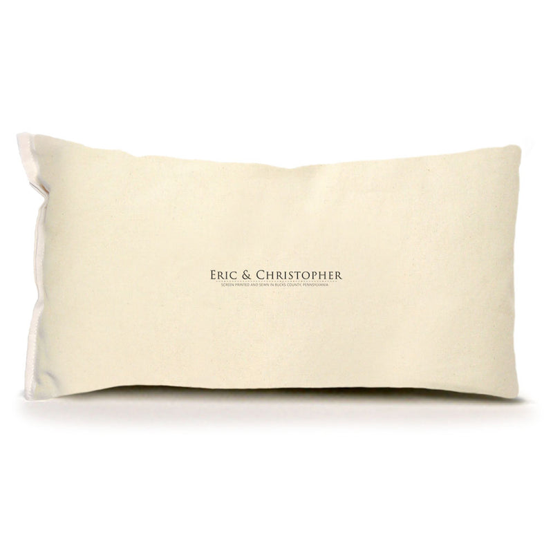 Life is Better Local by Eric & Christopher Truck Pillow