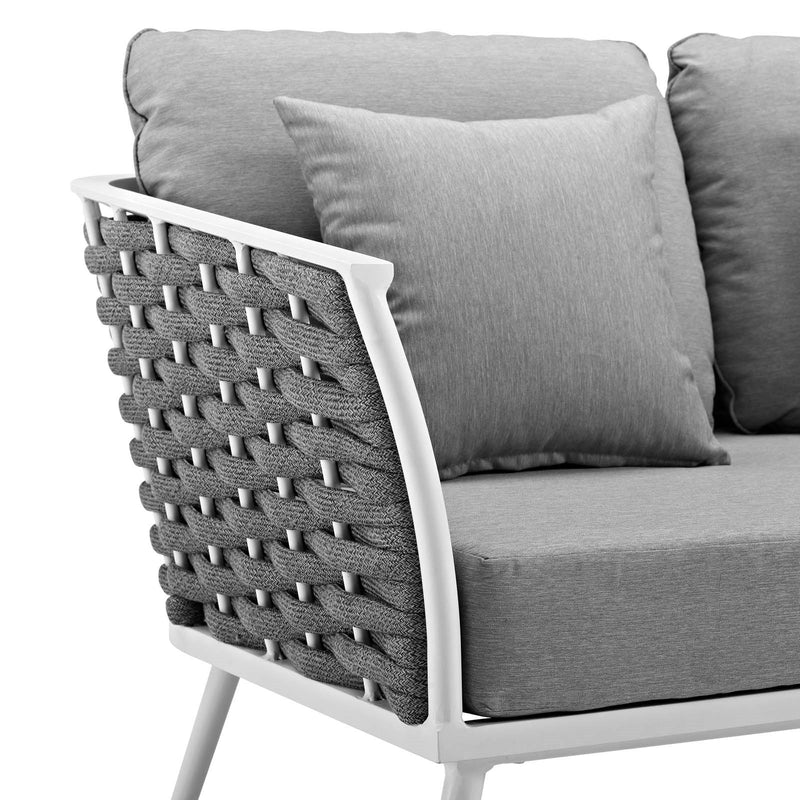 Belmar Outdoor Loveseat