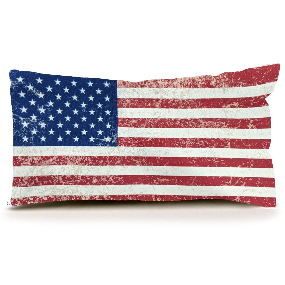 Small Flag Pillow