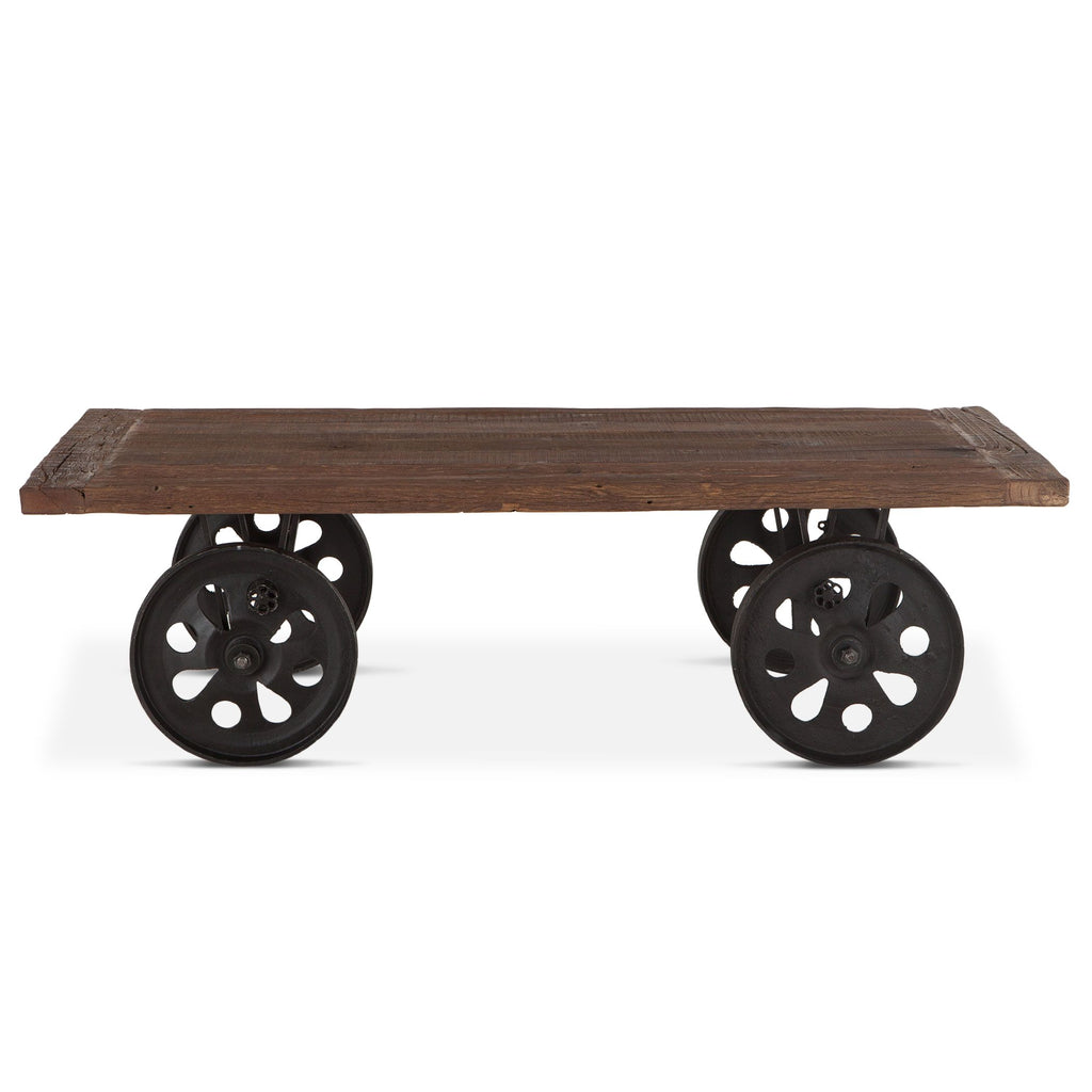 Newcastle Cart Coffee Table