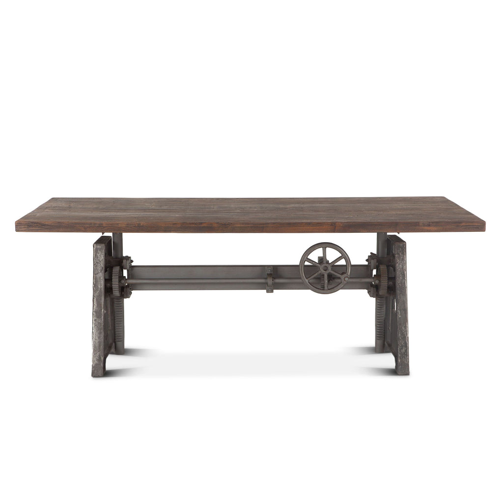 Hoover Mason Adjustable Dining Table 84""