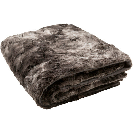 Sabrina Faux Fur Throw