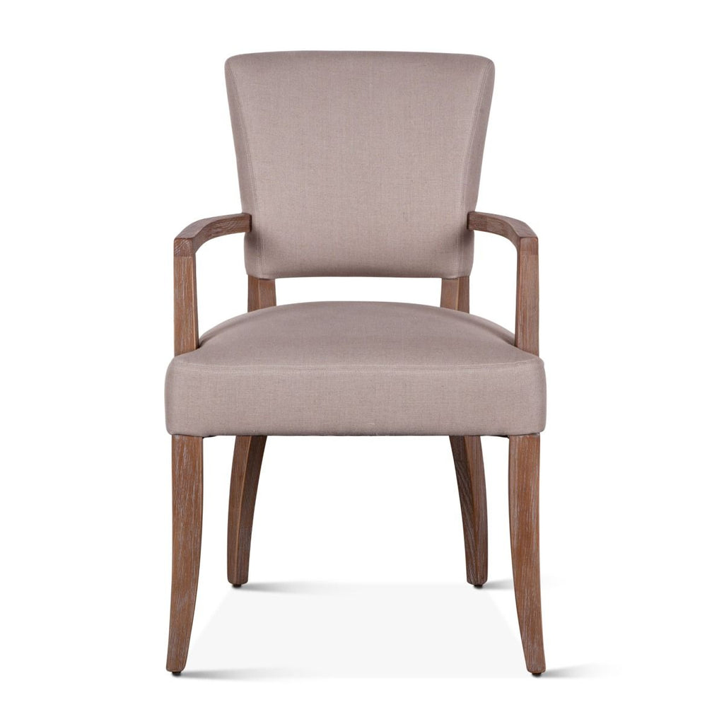 Cindy Arm Chair - Linen