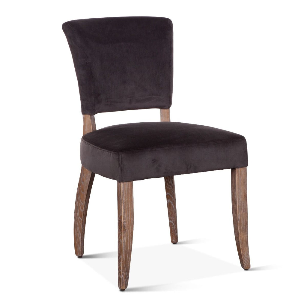 Cindy Side Chair - Velvet