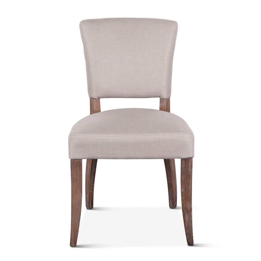 Cindy Side Chair- Linen