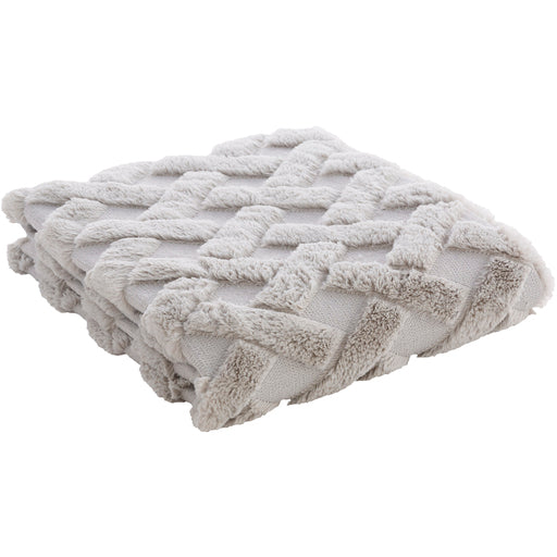 Dresden Faux Fur Throw