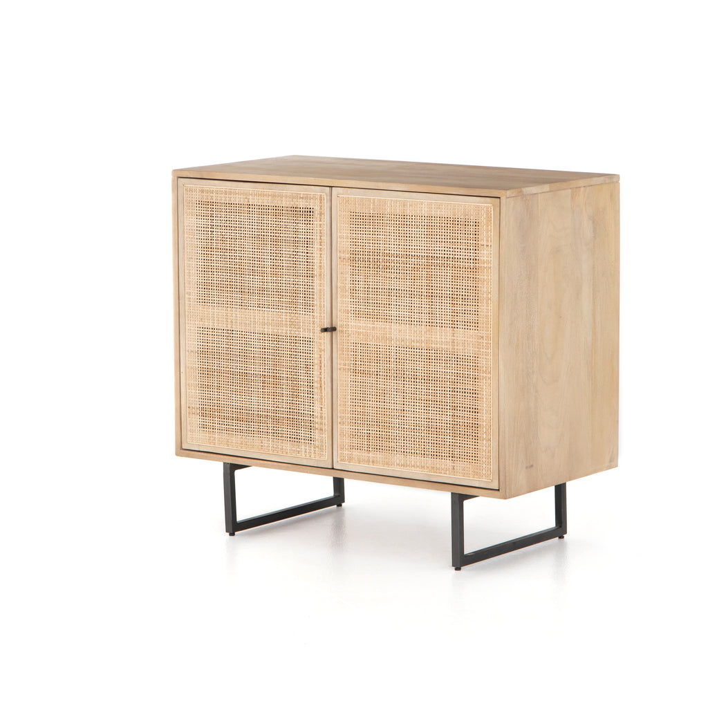 Carmel Small Cabinet-Natural Mango