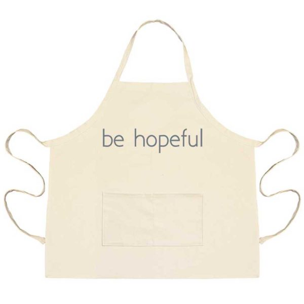 Lingowares by Eric & Christopher Be Hopeful Apron