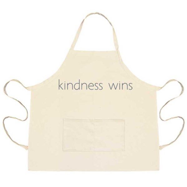 Lingowares by Eric & Christopher Kindness Wins Apron