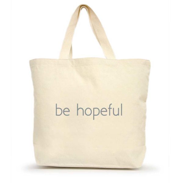 Lingowares by Eric & Christopher Be Hopeful Tote