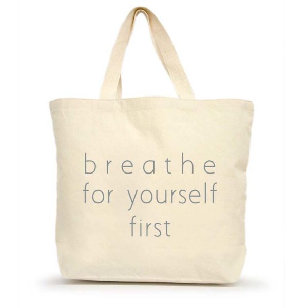 Lingowares by Eric & Christopher Breathe Tote