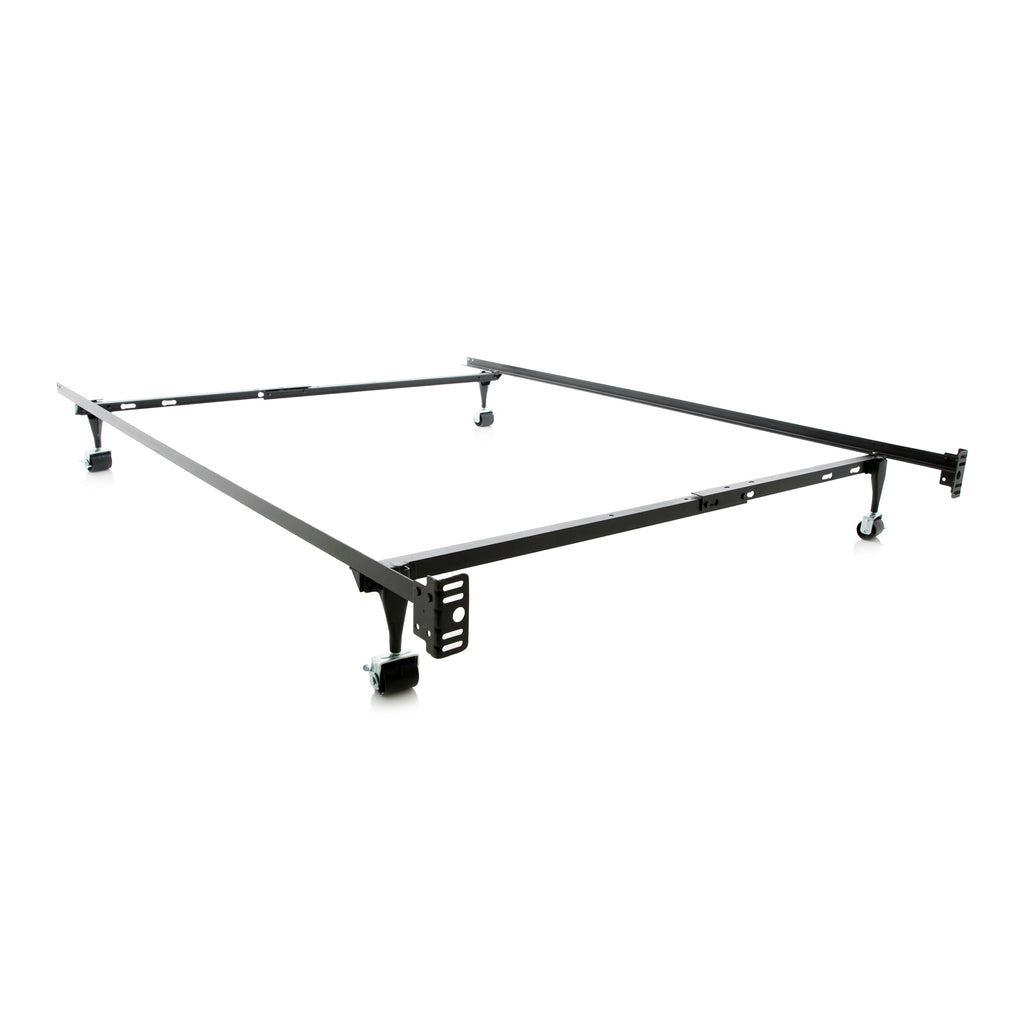 Malouf Adjustable Twin/Full Bed Frame