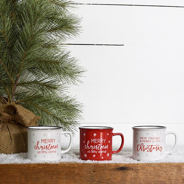 """Have Yourself A Merry Little Christmas"" Mug"