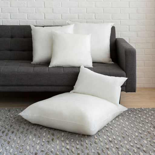 Square Down Filled Pillow Insert