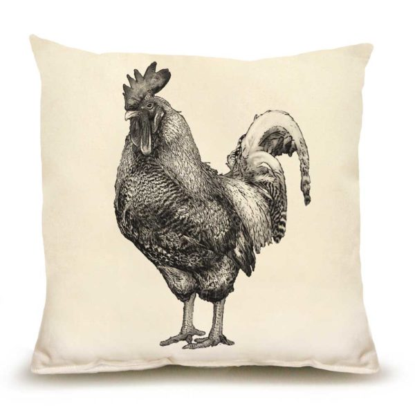 Rooster #2 Pillow