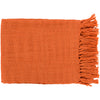 Maison Burnt Orange Throw