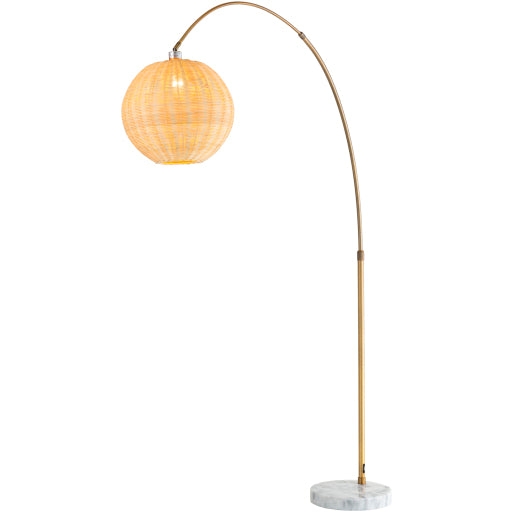 Montego Bay Arc Floor Lamp