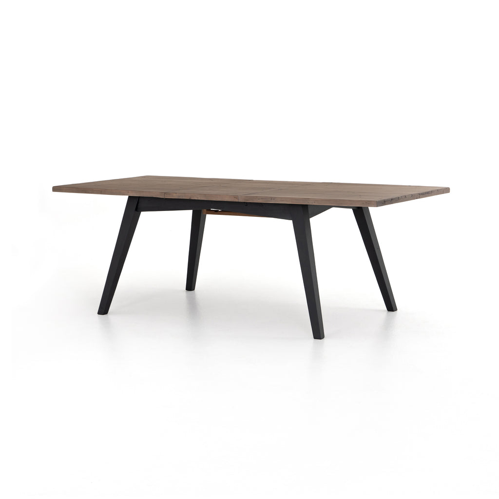 Viva Extension Dining Table-Sundried Ash