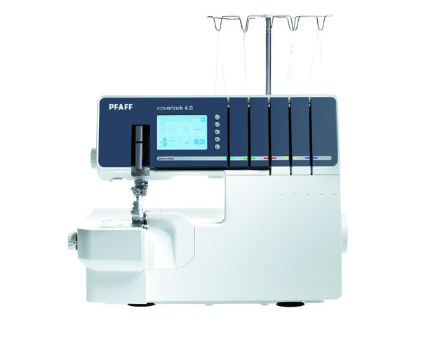 Pfaff Coverlock 4.0 - PRE ORDER FOR END OF MARCH DELIVERY