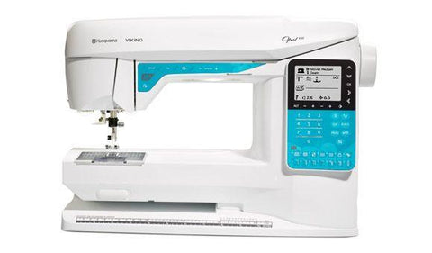 Viking Husqvarna Opal 650 Sewing Machine