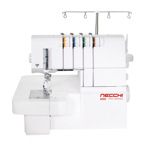 Necchi Pro 4050 Coverlock Showroom Model