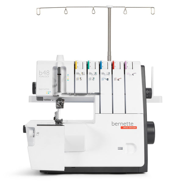 Bernette By Bernina Funlock B48 Overlocker and Coverstitch Machine