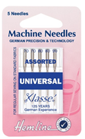 Universal Machine Needles - HobbySew