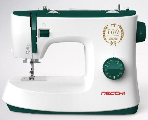 Necchi Powerstitch 21 stitches, one-step buttonhole - Free upgrade offer available - chat for info