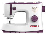 Necchi Powerstitch 132 * Top Spec * 32 stitch patterns, 1 step buttonhole, Auto Needle Threader (K132A)