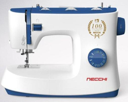 Necchi Pro 32 - Stunning Italian Design, 32 stitch patterns, Auto Needle Threader K432A - Free upgrade offer available - chat for info