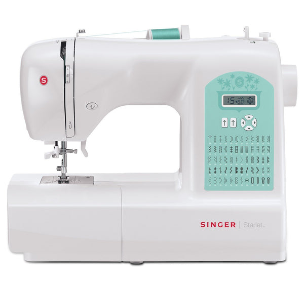 Singer Starlet 6660 Sewing Machine - Showroom Model